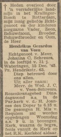 17-12-1945 Het Binnenhof