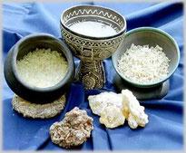 Räuchern und Aromatherapie