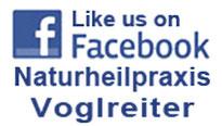 Logo Facebook mit Link Verbindung zu Heilpraxis Voglreiter Voglreiter Bad Reichenhall