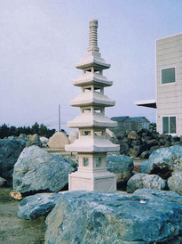五重塔(中国産)