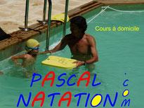 Cours particulier de natation la ciotat à domicile avec Pascal Natation
