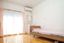 介護する居室
