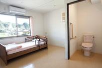 介護の入居部屋