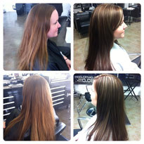Before & After Framesi Color