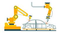 低価格省人化ロボットラインの柳田鉄工所