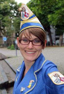 Gesamtleitung der Tanzgarden Katrin Steffen