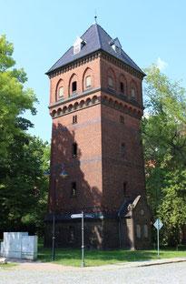 Wasserturm, Jüterbog Parkstraße