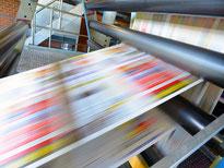 CPOを重視した印刷と配送計画