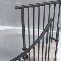 Garde-Corps - Escaliers Spirales