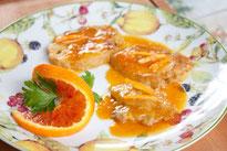 seitan autoprodotto, seitan all'arancia, proteine vegetali, glutine
