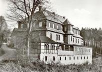 Bild: Teichler Wünschenodrf Erzgebirge Wartburg