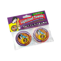 Lightload Camp Towels Hand Size 2 Pack