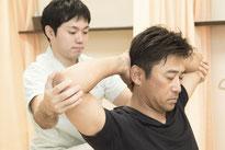 肩甲骨ポンプ療法