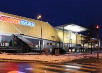 Sanierung Cineplexx Graz - Puntigam