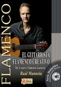 El guitarrista flamenco creativo