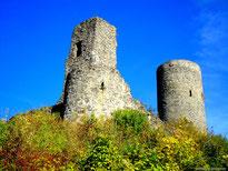 Foto: Burg Merenberg bei Merenberg, Hessen