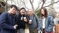 3/1 w/Akira&Scott @Stanford Univ