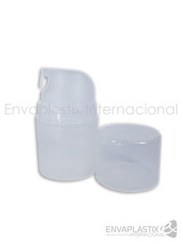 Botella airless pump 30 ml, envase airless, envases cosméticos