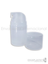 Envase airless 50ml, Botella airless, envases cosméticos airless