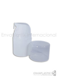 Envase airless 30 ml, botella airless, envases cosméticos