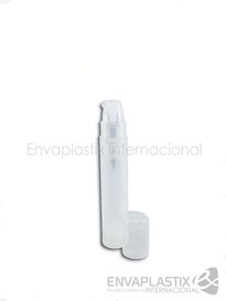 Envase airless pump 10 ml, botella airless, envases cométicos