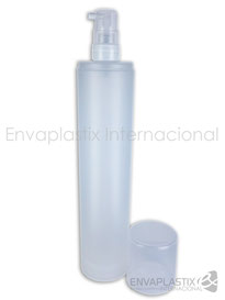 Envase airless pump 250 ml, botella airless, envases cométicos