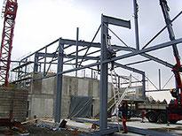 Stahlbau und Hallenbau
