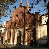 Visita guidata itinerario Milano quartiere Brera