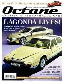 Octane - Classic & Performance Cars - 02/2016