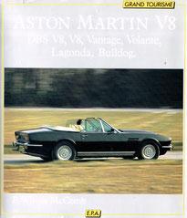 Aston Martin V8 by F. Wilson McComb 1984
