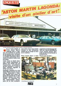Autoretro n°18 2-1982
