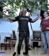 Bodynamic Therapie München, Bodynamic Therapeut