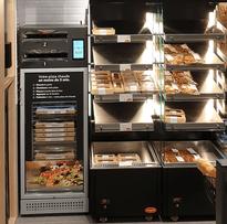 distributeur pizza design