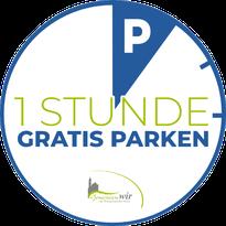 Gratis Parken in Füssen in der Tiefgarage der Sparkasse