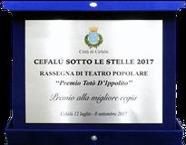 Premio Migliore Regia Gabriele Perrini – Compagnia Teatrale i Frastornati