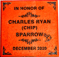 "8"" x 8"" Red Street Paver Brick with Engraving"
