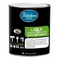 THEODORE PRO'G Laque antirouille haute performance