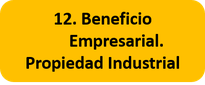 Beneficio Empresarial. Propiedad Industrial