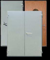 Acoustical doors RW 46 dB
