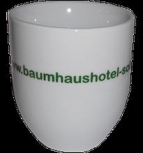 Tasse Baumhaushotel Solling