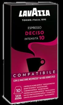 Lavazza Deciso compatibile Nespresso