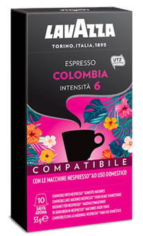 Lavazza Colombia compatibile Nespresso