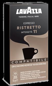 Lavazza Ristretto compatibile Nespresso