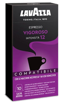 Lavazza Vigoroso compatibile Nespresso