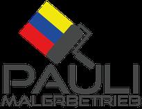 Website erstellt für Pauli Malerbetrieb