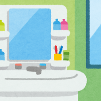 洗面室はプランをしっかり考えると快適に