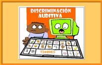 Discriminación auditiva de animales