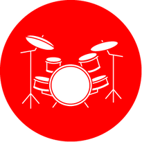dmp school - Schlagzeug, E-Drums in Nürnberg, Fürth, Erlangen, Schwabach