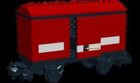 Feuerwehr Rettungszug Gerätewagen klein