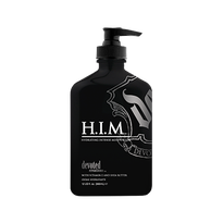 Moisturizer H.I.M. Devoted Creations Zoncosmetica Zonnebank DHA bronzer Cosmetische Natuurlijk HIM Collection